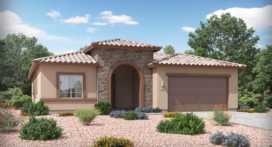 Lennar S Overton Reserve In Tucson Is Now Selling