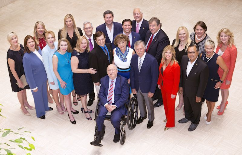 2018 Boca Raton Mayors Ball Committee