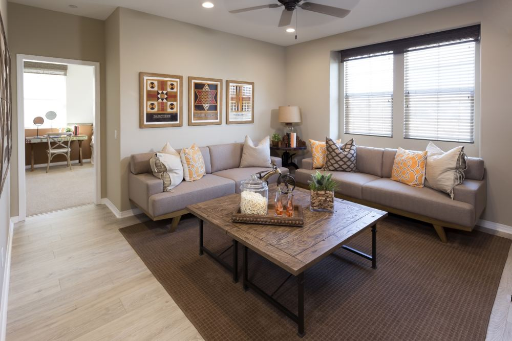 Eagle Crest has plenty of space for families.