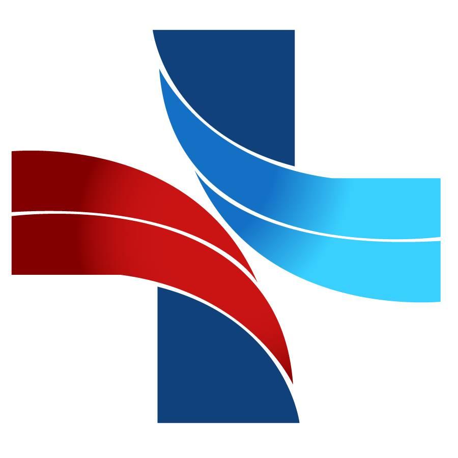 CourMed CrossRoads Logo
