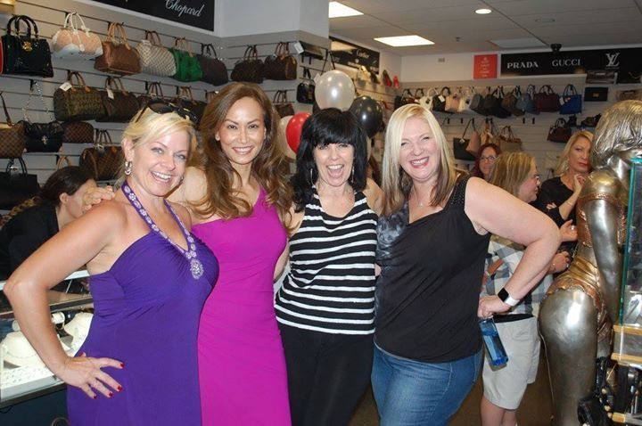 Ladies Night shopping event at Max Pawn event in 2017