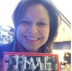 Michele featured in TIME magazine