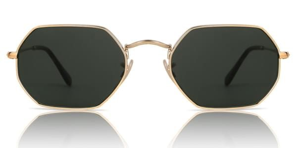 Ray-Ban RB3556 Octagonal  Sunglasses