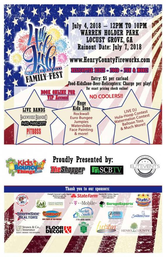 4th of July Family Fest