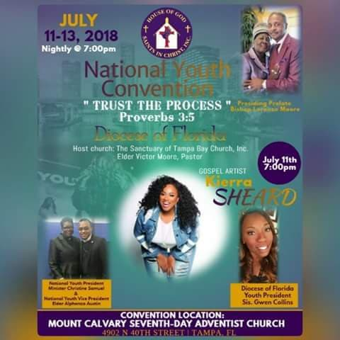 2018 National Youth Conference