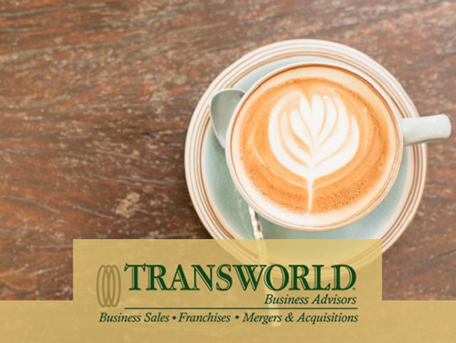 Transworld Business Advisors has a trade in the cafe industry.