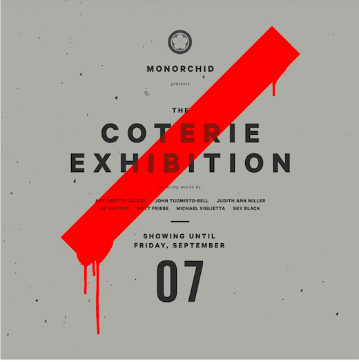 The Coterie Exhibition