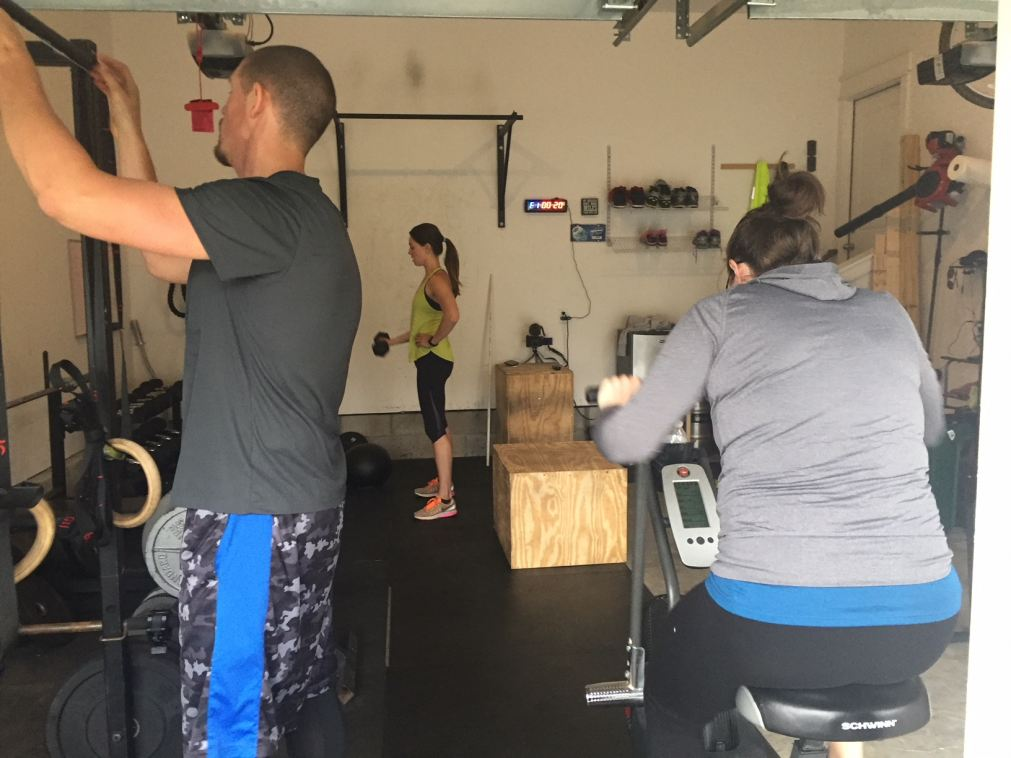 Work out in your home, connect with neighbors and make a few extra dollars.
