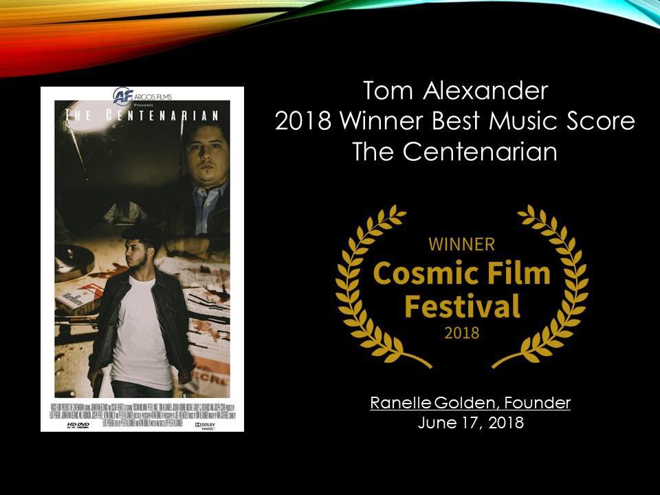 Alexander Wins at Cosmic