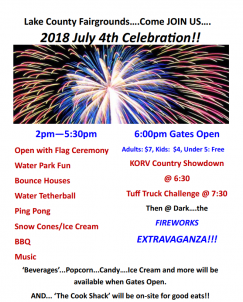 2018 4th of July