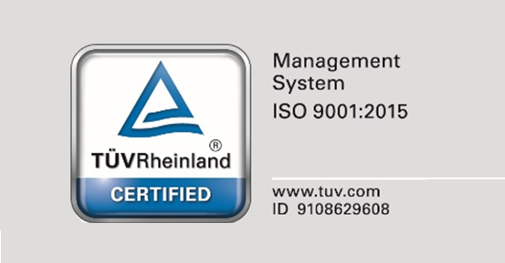 Frotcom International - ISO 9001:2015 certification