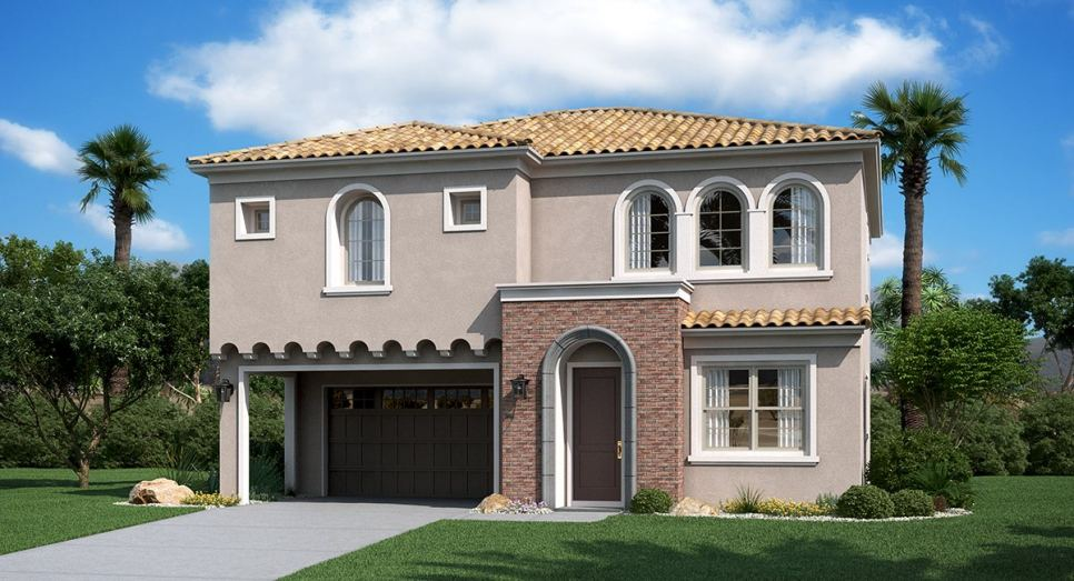 McQueen Landing in Gilbert offers new single-family homes for sale near downtown