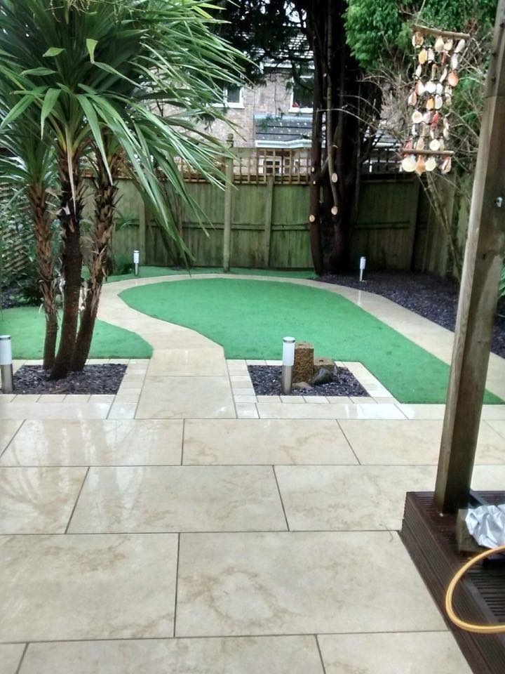 Choose Green and Clean Landscapes of Cardiff for all your landscaping needs.