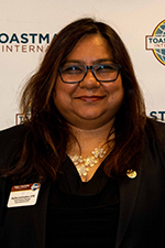 Mallika Sothinathan, 2018-19 Public Relations Manager, Toastmasters District 86