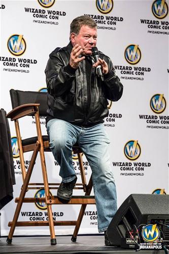 William Shatner Panel