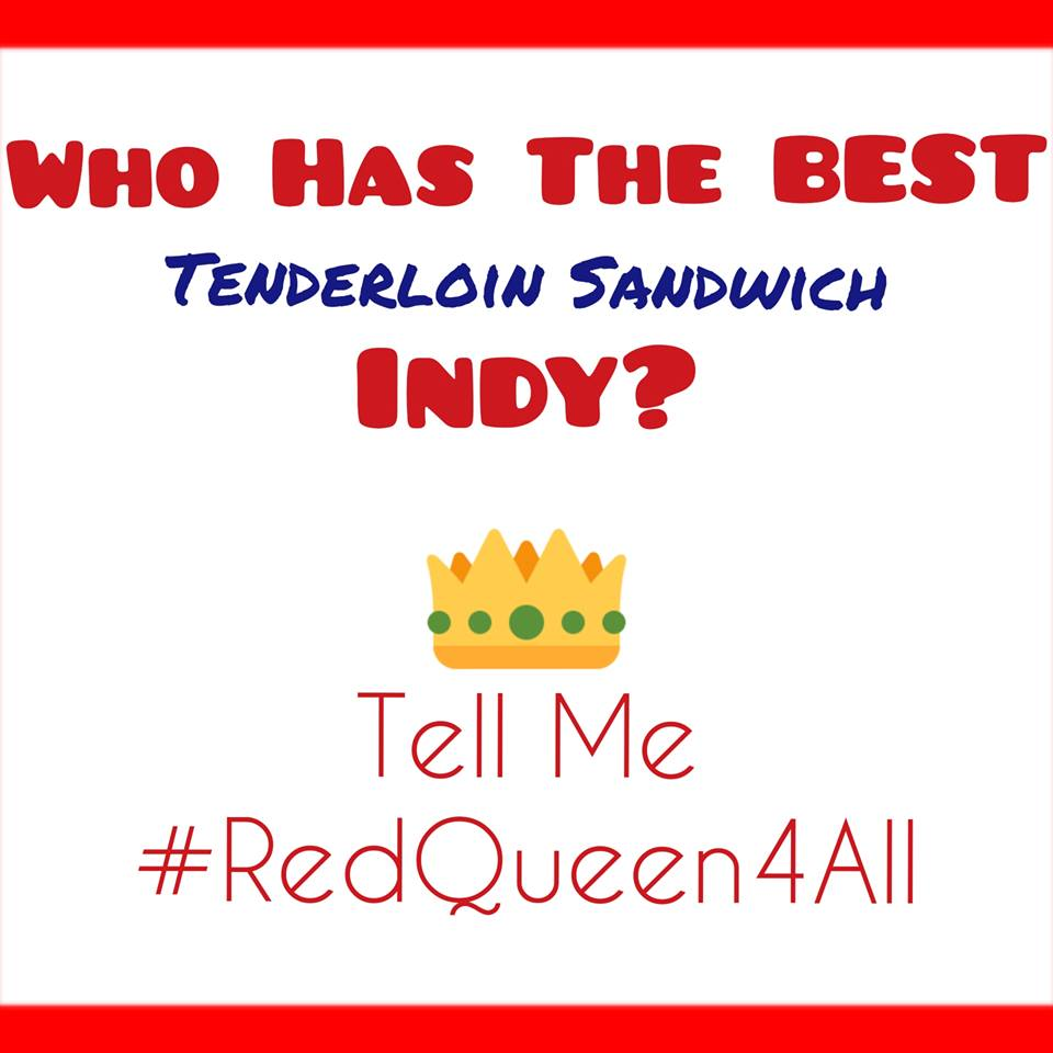 Celebrity Publicist Toni Embry Searches For The BEST Tenderloin In Indianapolis