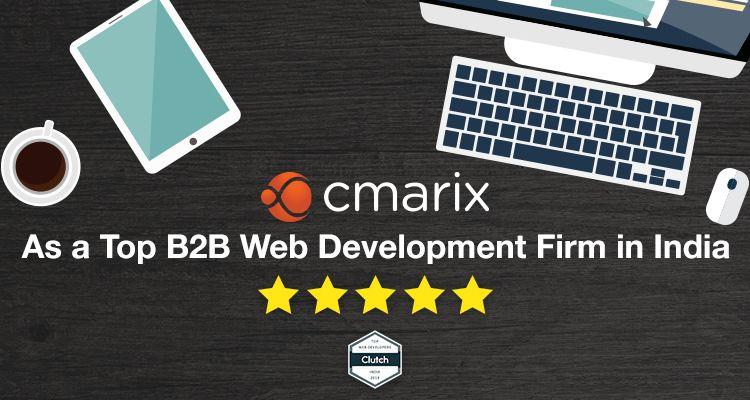 CMARIX-As-A-Top-B2B-Web-Development-Firm-in-Indiav