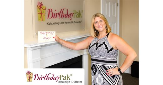 BirthdayPak of Raleigh-Durham
