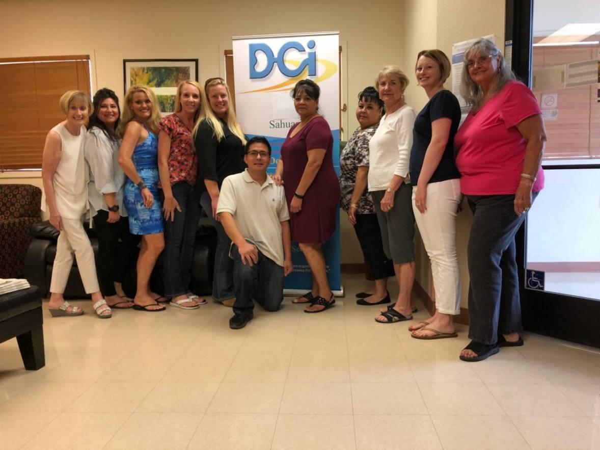 DCI Desert Dialysis Sahuarita Team