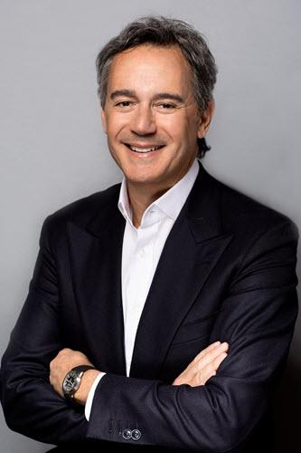 Daniel Kaner Oribe Hair Care co-founder and president