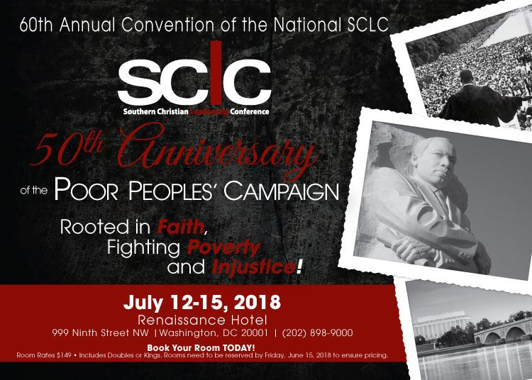 2018 SCLC Convention