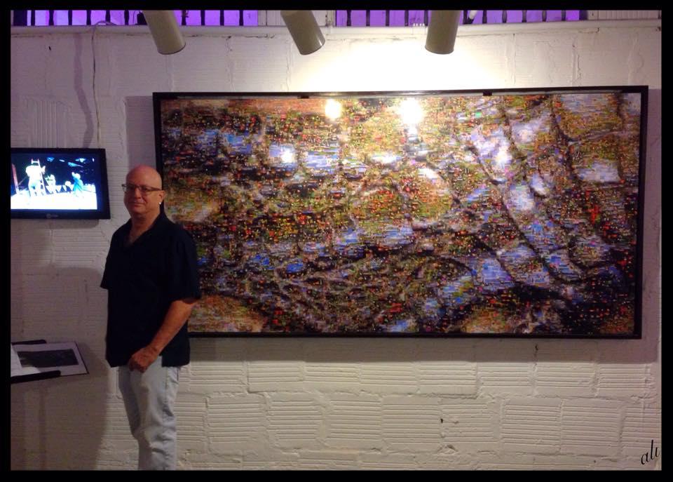 Public Artist Lloyd Goradesky