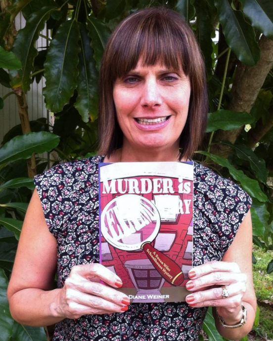 Author Diane Weiner