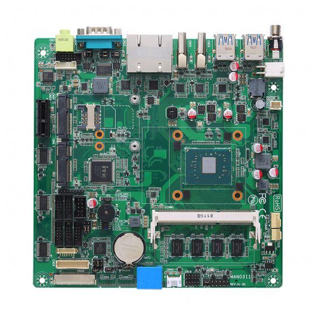 Axiomtek's latest mini-ITX motherboard, the MANO311.