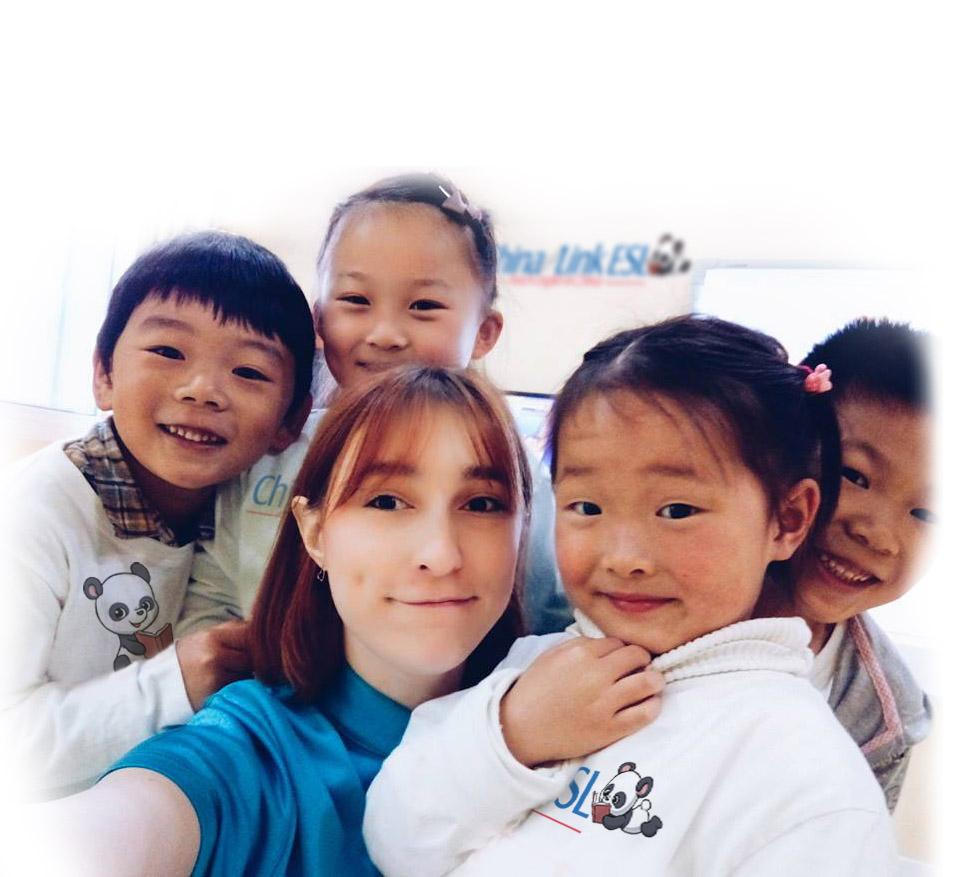 Teachers from England - ChinaLinkESL.com