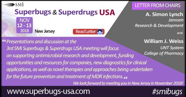 SMi's Superbugs & Superdrugs USA Conference