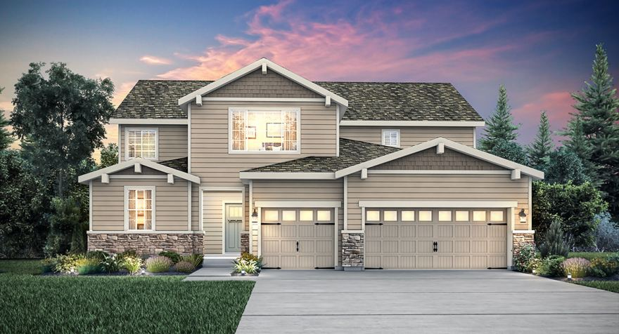 Join the VIP list for Retreat Meadows in Federal Way to reserve your homesite.