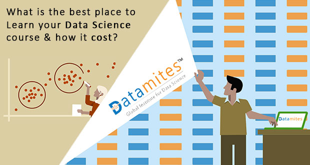 DataMites™ Launches Data Science Course