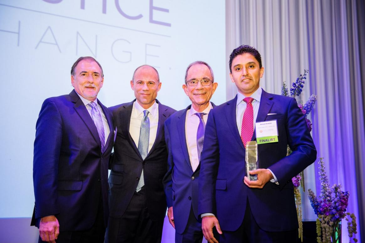 Public Justice Foundation 2018 Trial Lawyers of the Year