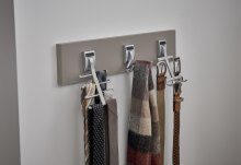 Stylish new hooks and hook mounts