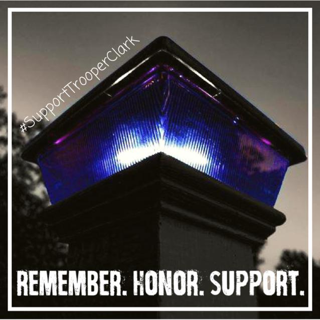 #SupportTrooperClark