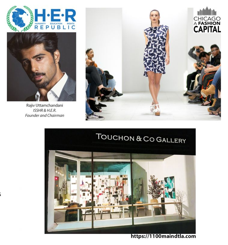 Fashion Fights for H.E.R. Fundraiser