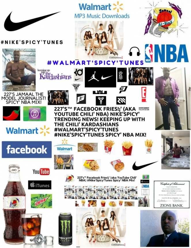 227's™ Facebook Fries!¡' (aka YouTube Chili' NBA) #Nike'Spicy' KYLIE Chili'!