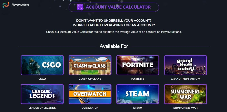 Fortnite Account Calculator - Ultramarinesthemovieblog com
