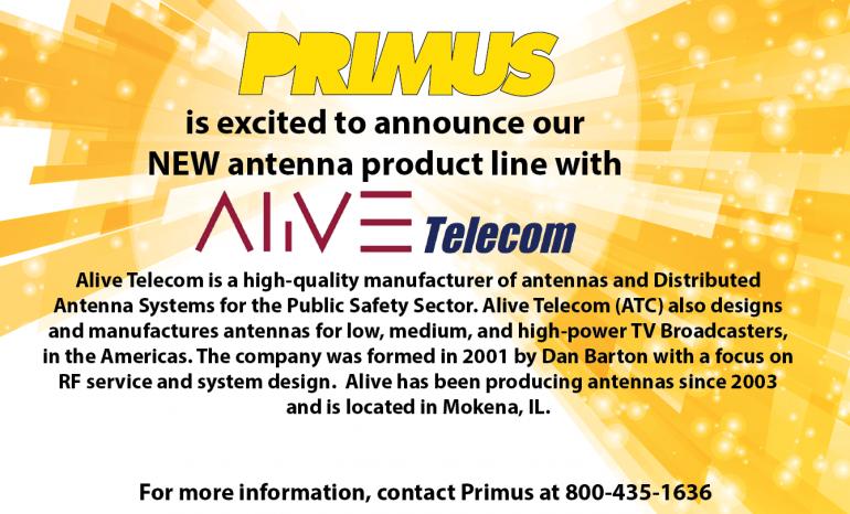 Alive Telecom Primus