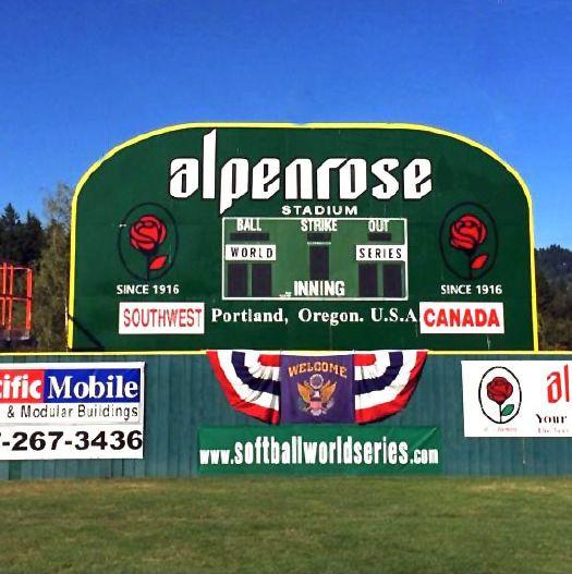 Alpenrose Dairy Stadium Field