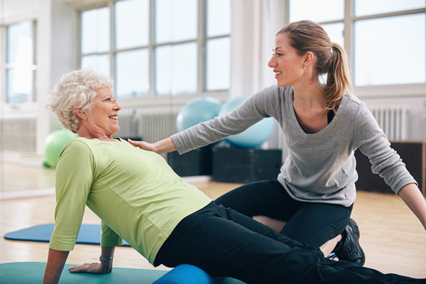 Health and Wellness volunteers will assist seniors. (Stock photo)