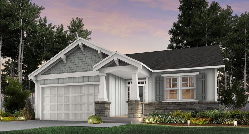 New single-family homes coming soon to Ridgefield showcasing modern floorplans