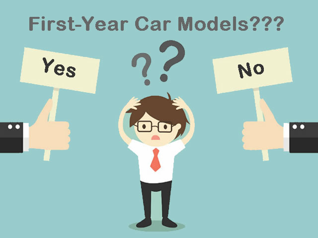 Primary Factors to think before buying a First-Year Car Model