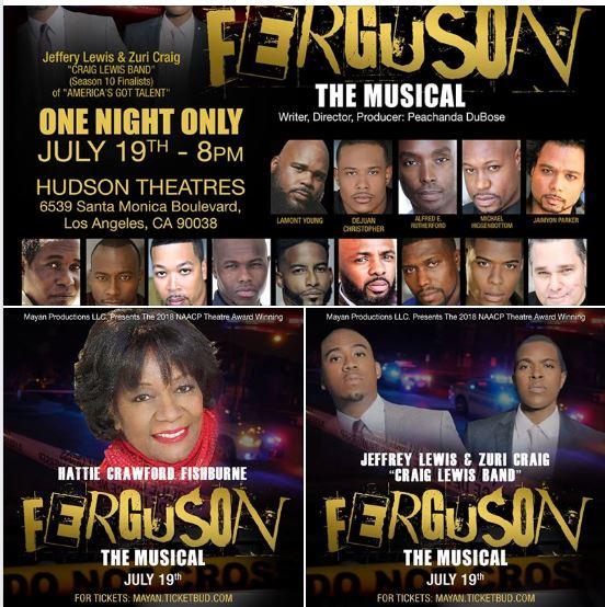 """""""FERGUSON"""" The Musical"""