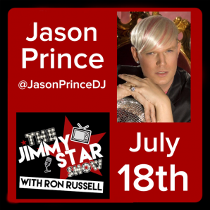 Jason Prince on The Jimmy Star Show With Ron Russell