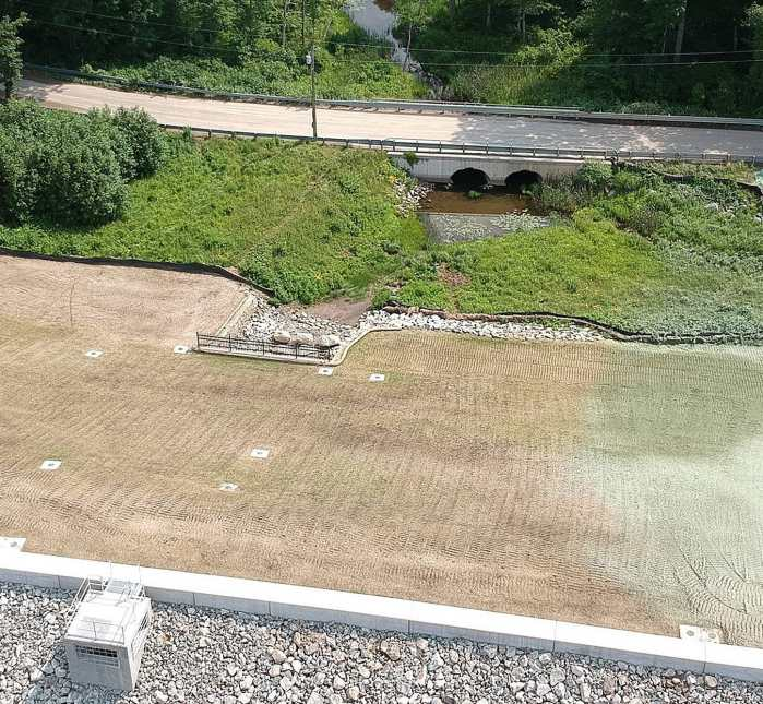 Stiles Reservoir Dam Reconstruction