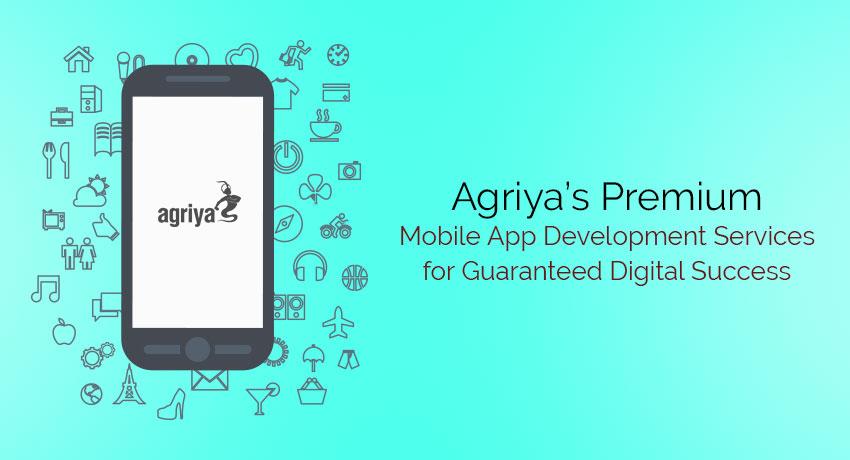 Agriya's App Development Services