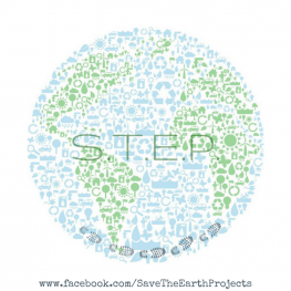 S.T.E.P. Living Responsibly Locally,Raising Awareness Nationally,Giving Globally