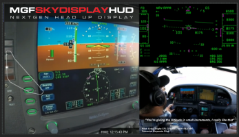 MGF HUD Screen Collage