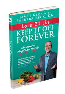 Lose 20 Lbs KEEP IT OFF FOREVER: The Secret to Weight Loss for Life
